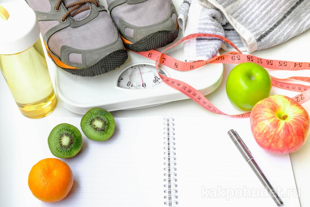 Отслеживайте изменения своего веса