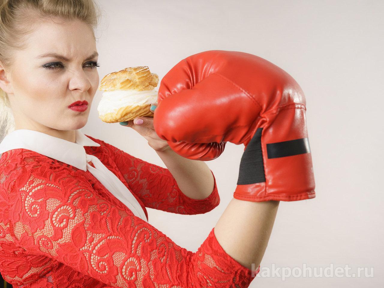 что мешает похудеть - сладости