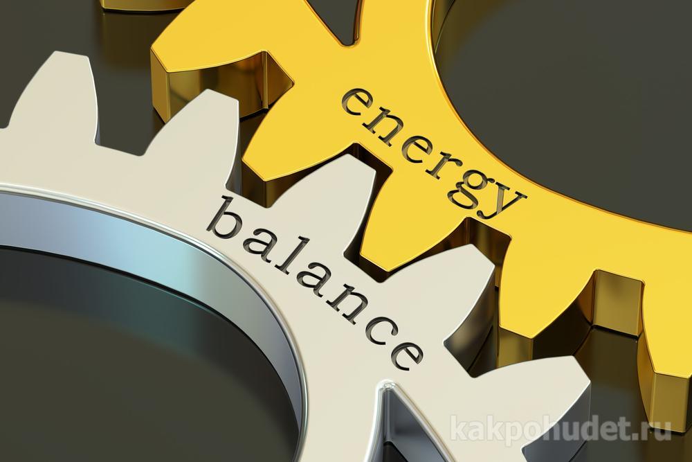 энергетический баланс