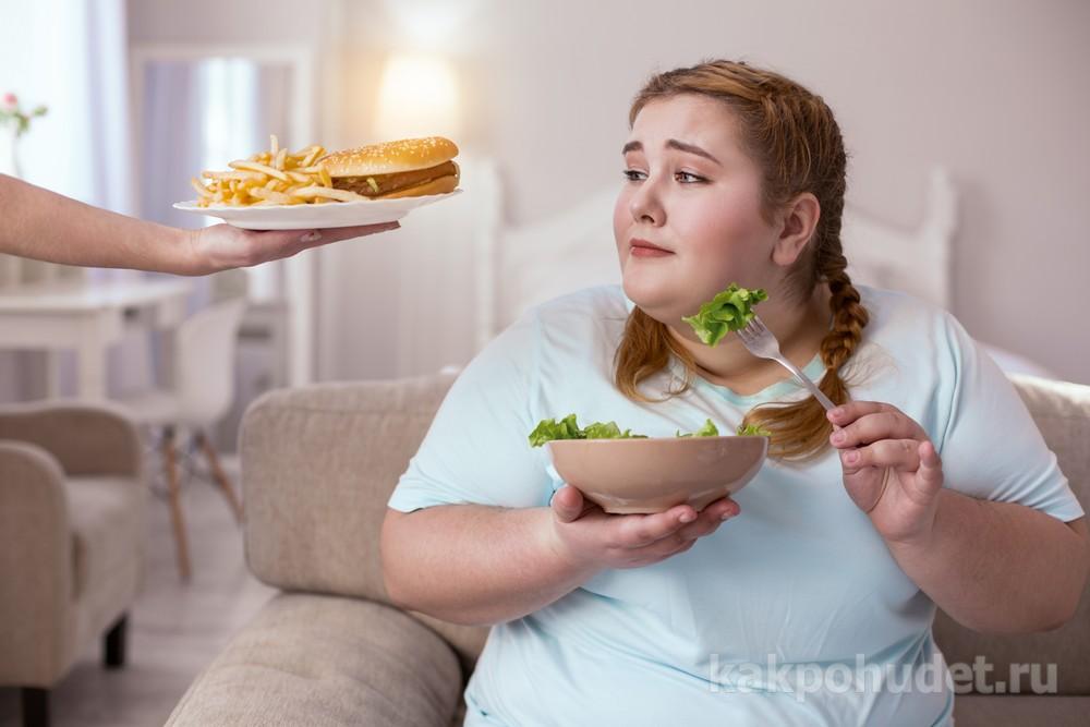 диета как метод похудения