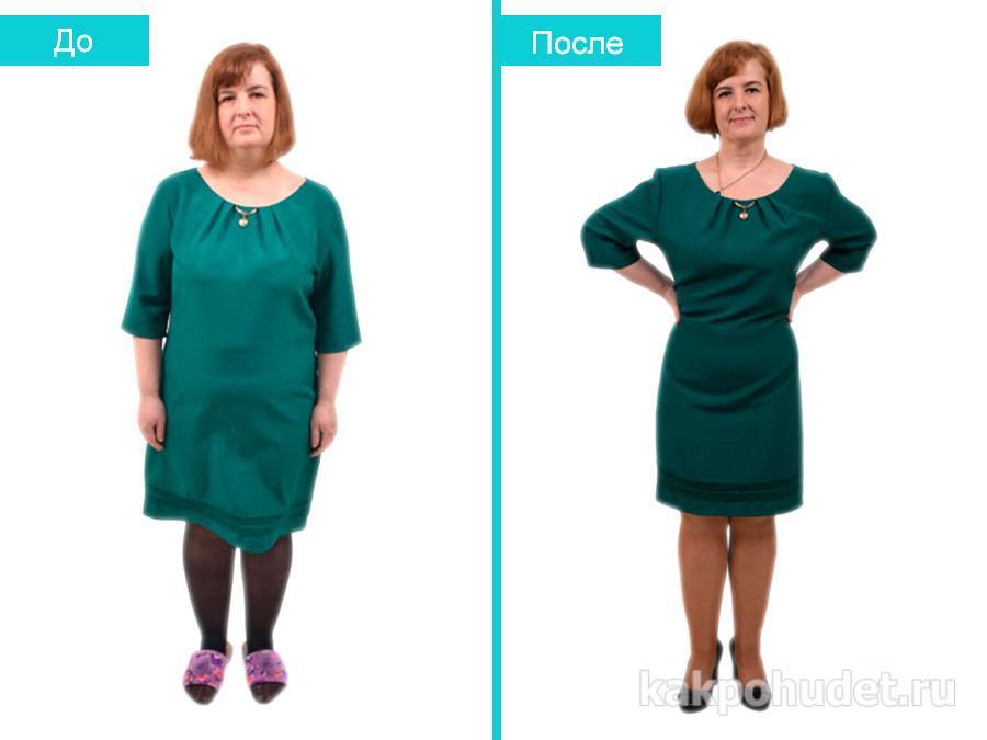 История успеха похудения