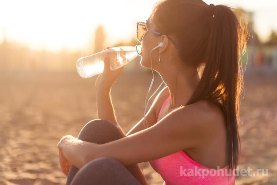 Создаем полезные привычки – как сбросить лишний вес без диет