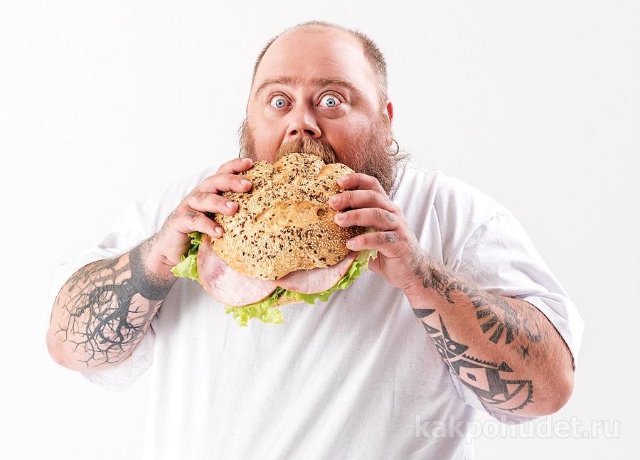 похудеть мужчине 3