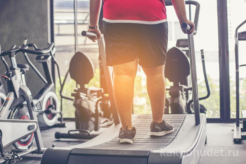 Похудеть мужчине тренировки