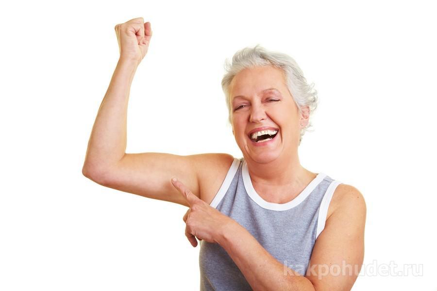 похудеть после 50 лет женщине реальные советы