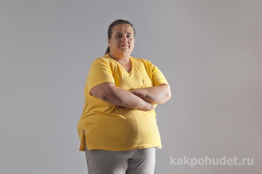 быстро похудеть женщине после 50