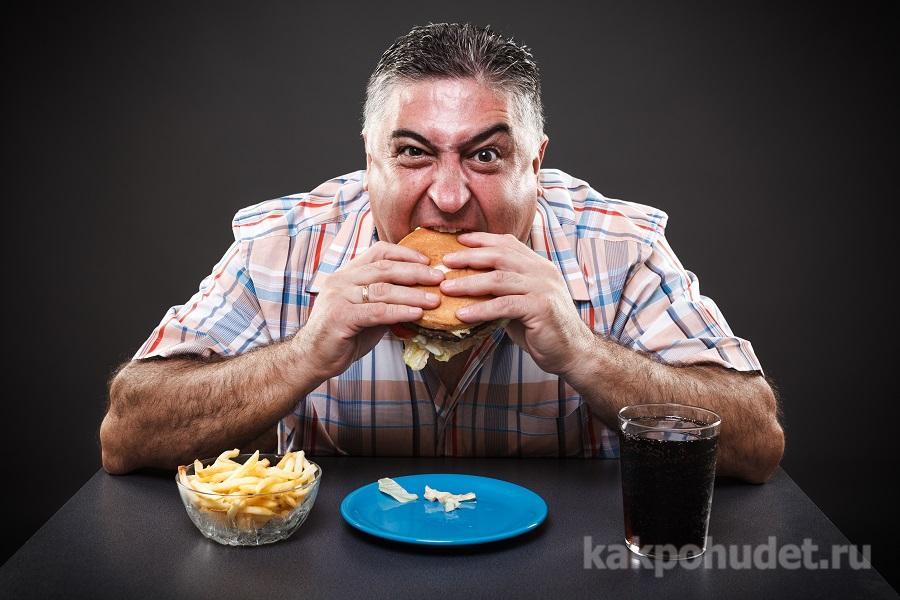 Похудение для мужчин4