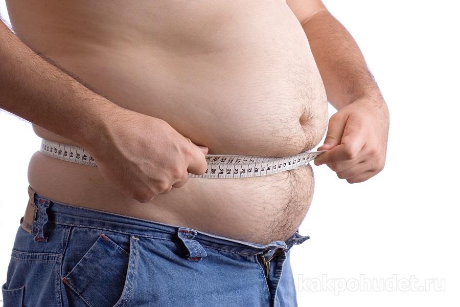Похудение для мужчин2