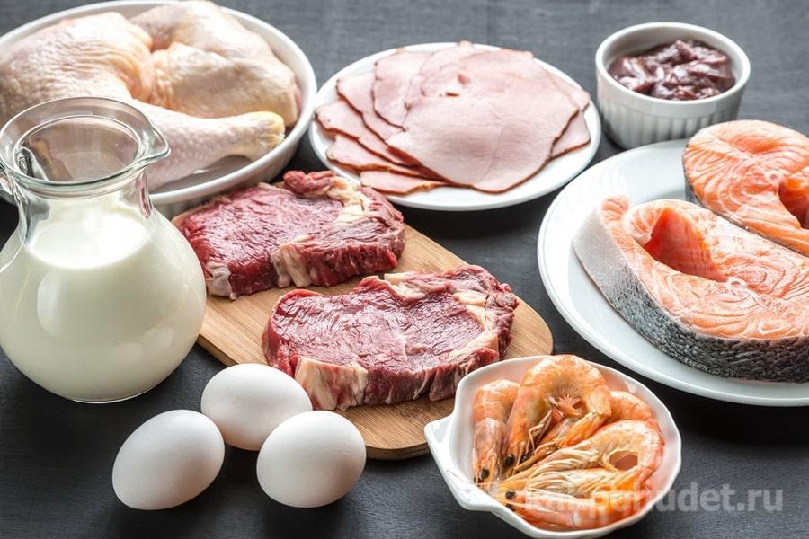 Высокобелковые диеты для похудения