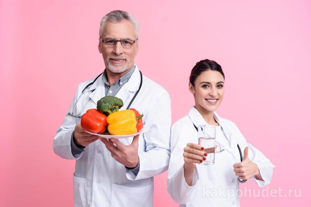 рациональное питание пожилых людей