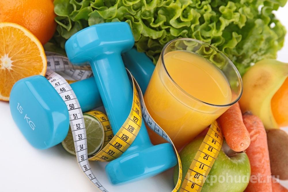 миф диеты