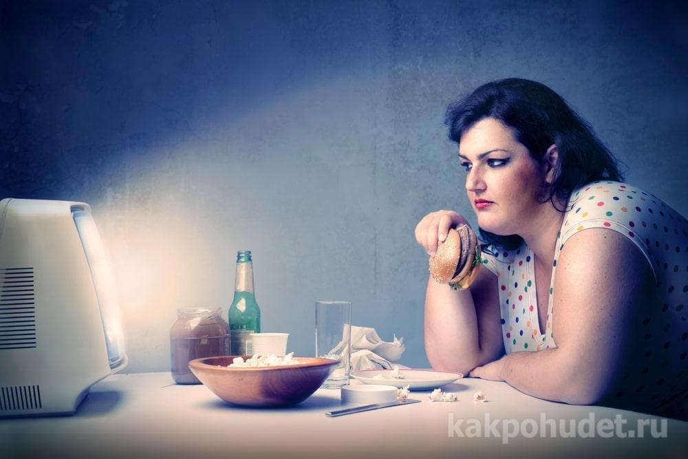 миф питание