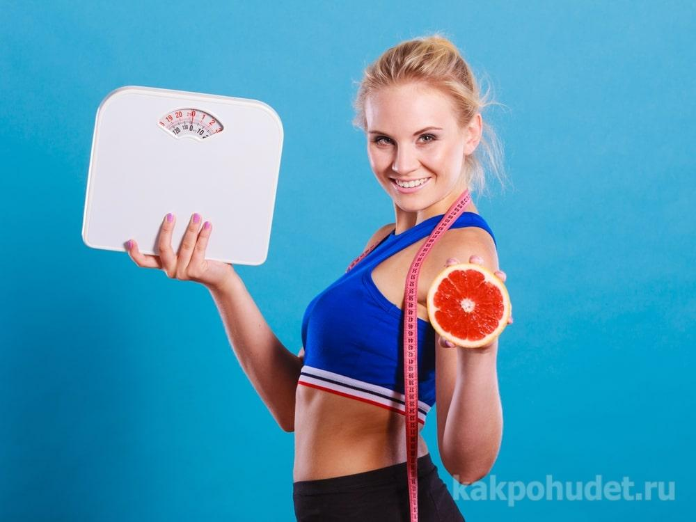 миф похудеть грейпфрут