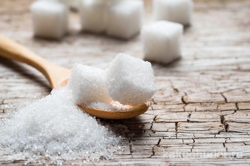 миф сахар