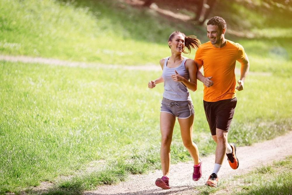 миф похудеть бег
