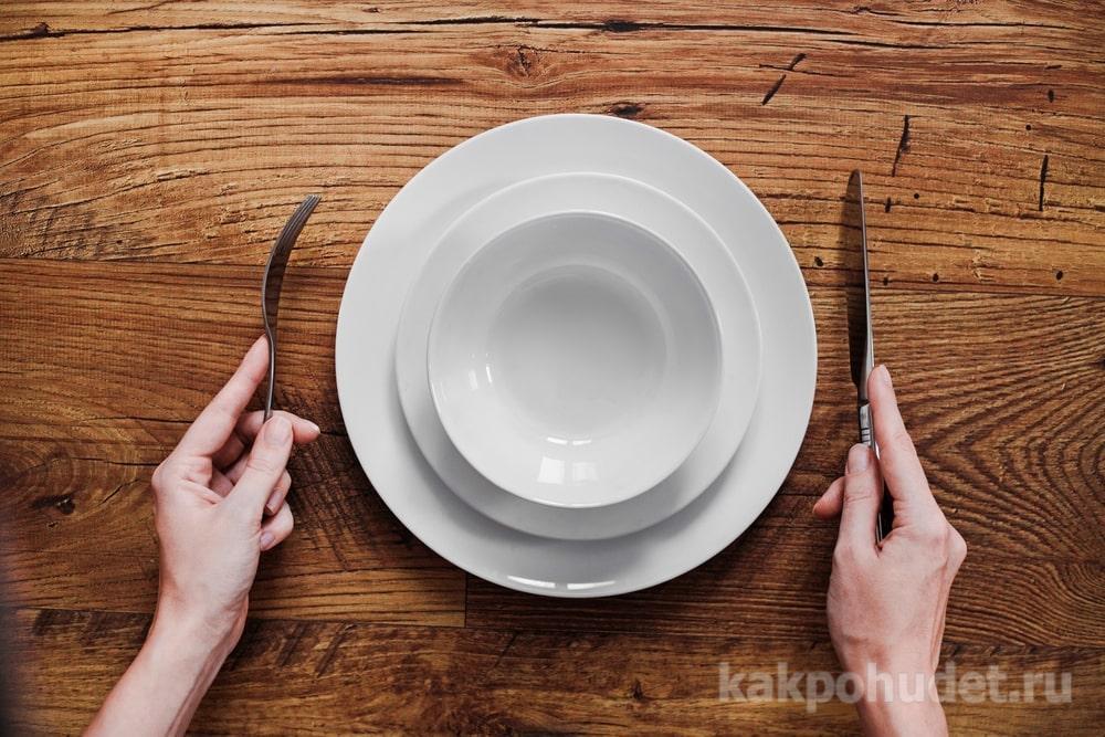 голодание мифы