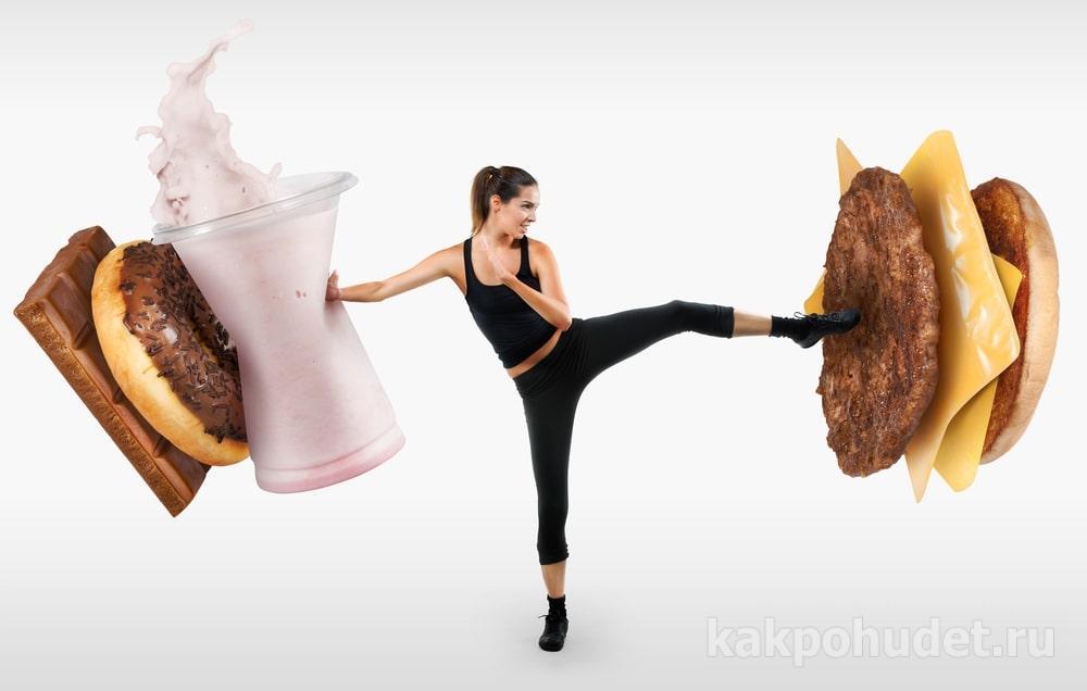 мифы питание