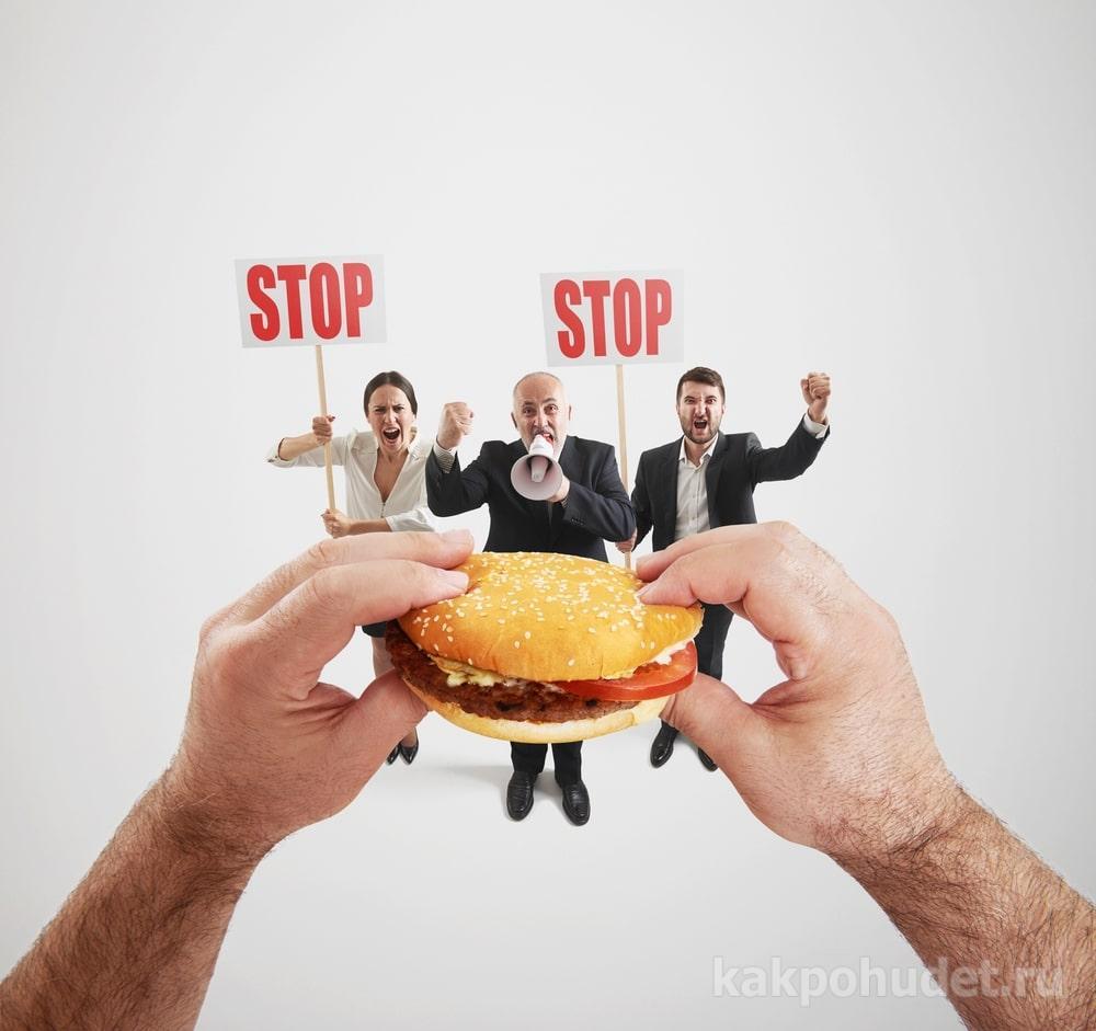 Как компульсивное переедание влияет на организм