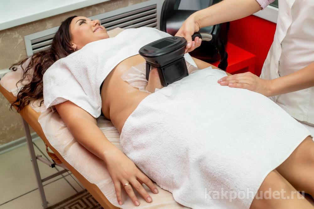 Коррекция фигуры в центрах косметологии