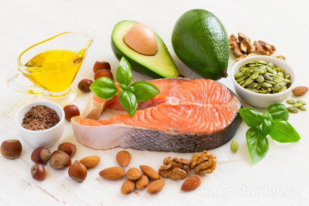 диеты с высоким содержанием жира