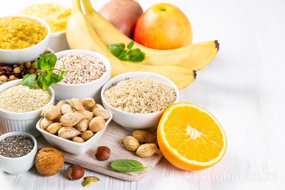 диеты с высоким содержанием углеводов