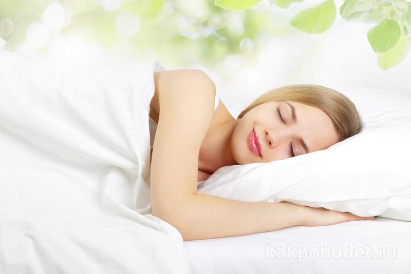 Секрет здорового питания – здоровый сон