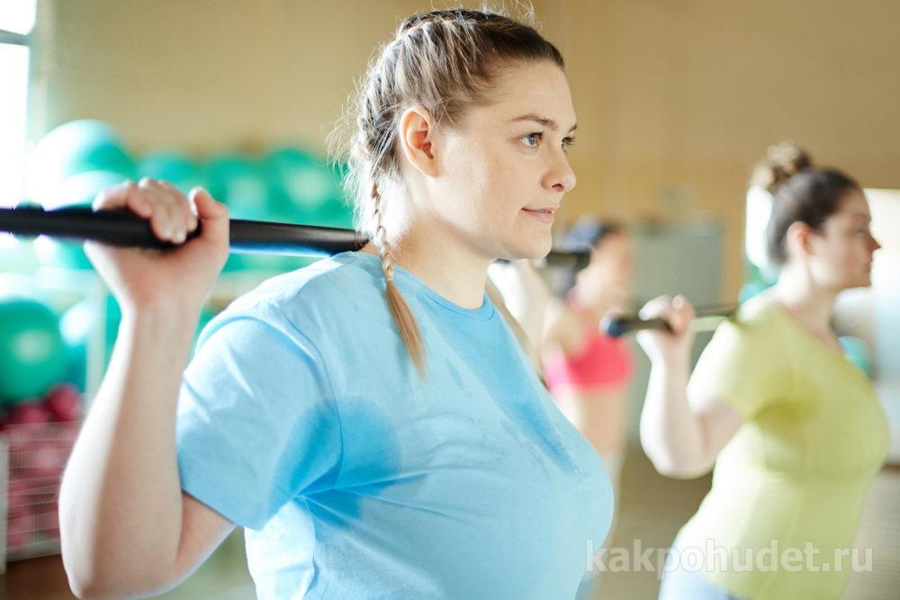 Силовые тренировки