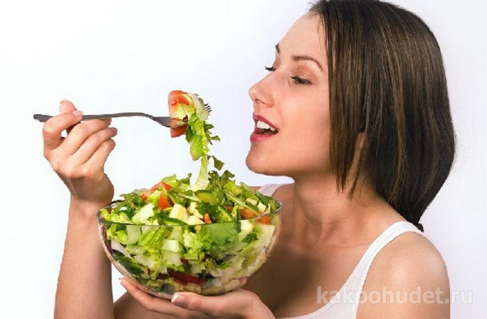 ТОП-5 популярных диет для эффективного похудения