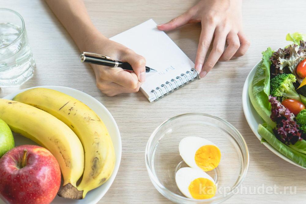 Основы работы с калориями