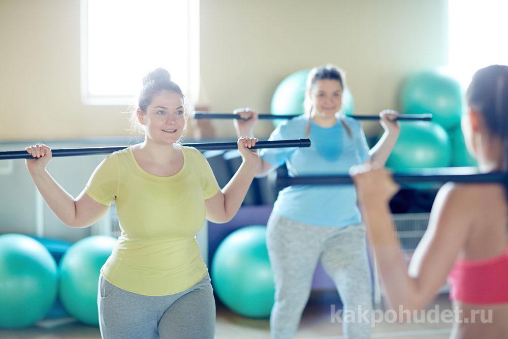 упражнения vs диета- что эффективнее для похудения