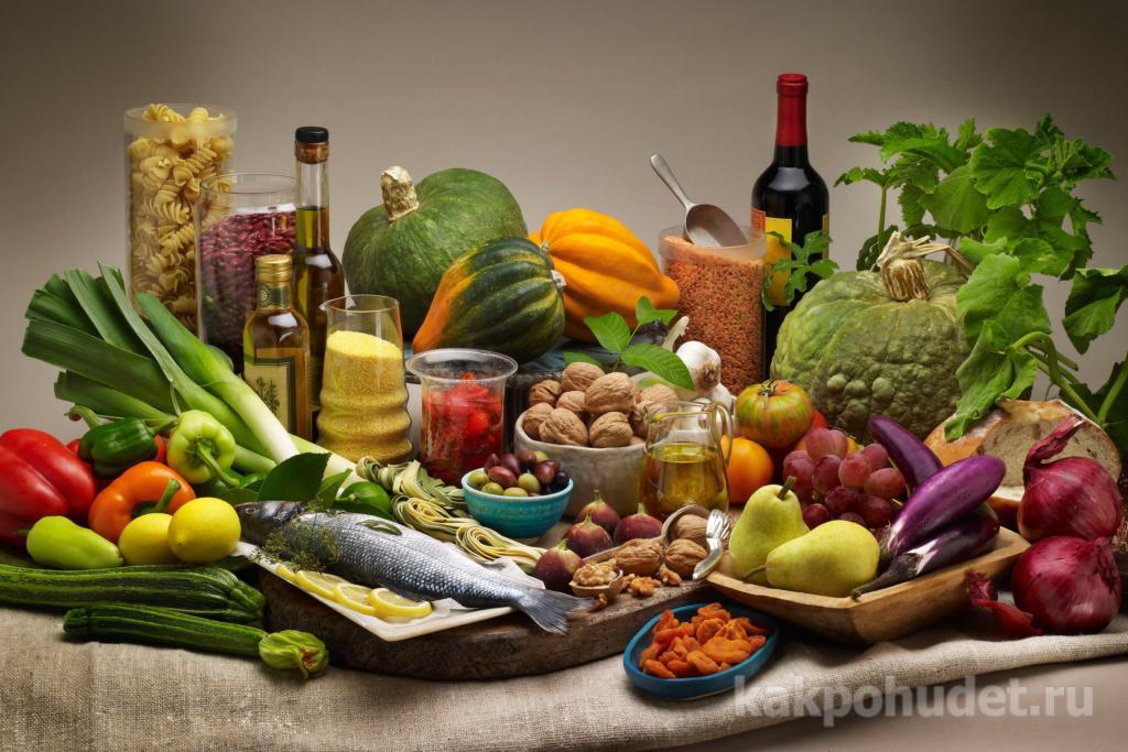 Какие продукты перебивают аппетит