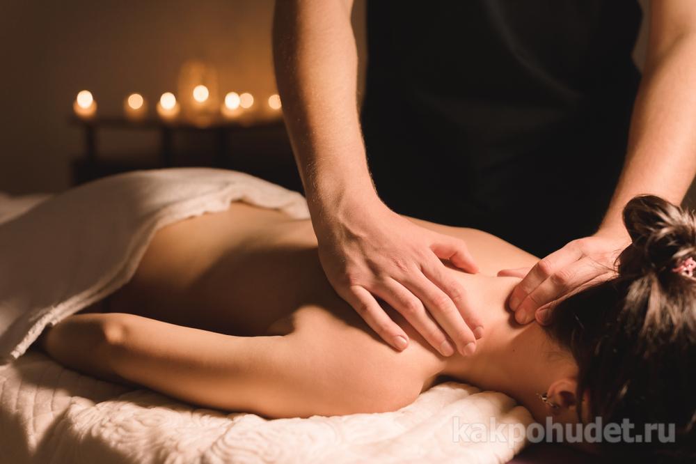 мануальный массаж
