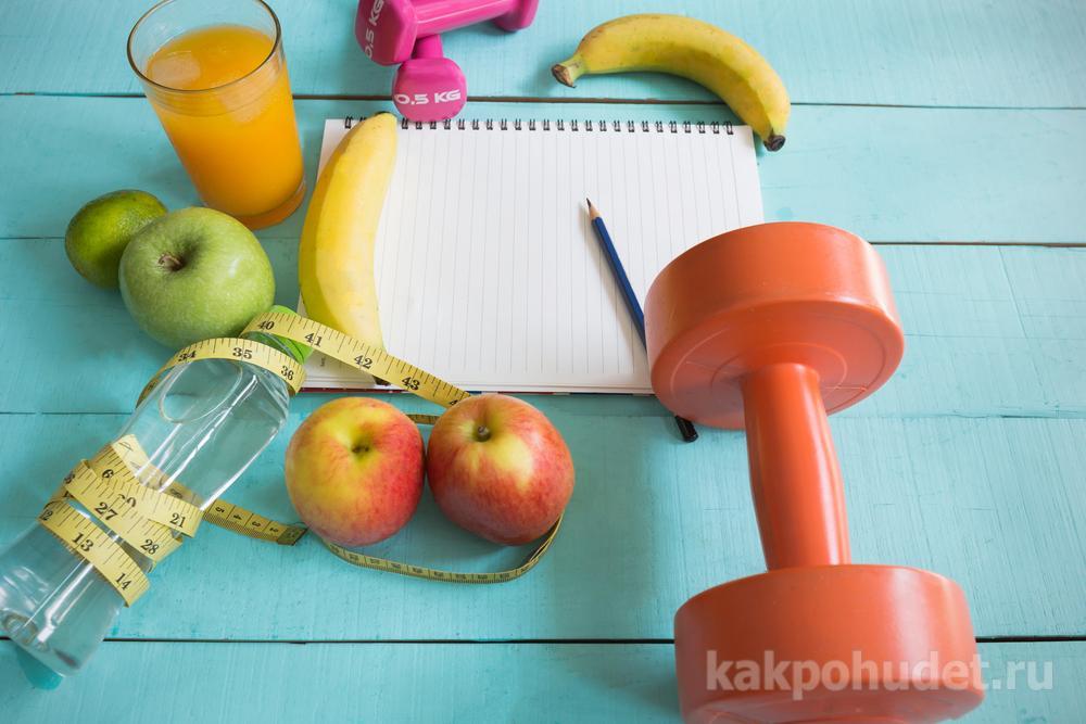 Контроль веса и упражнения