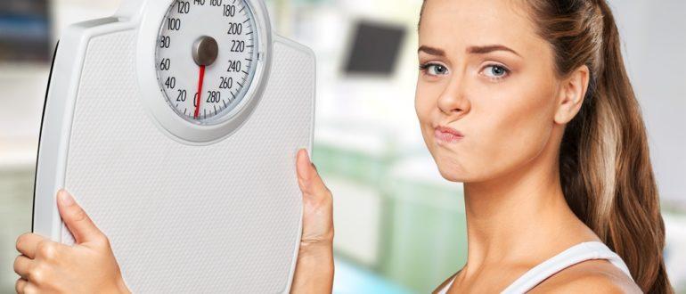 почему ем мало но не худею