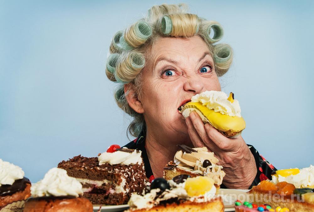 Почему некоторые из нас едят слишком много?