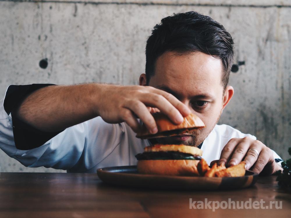 Правильная реакция на провокации питанием