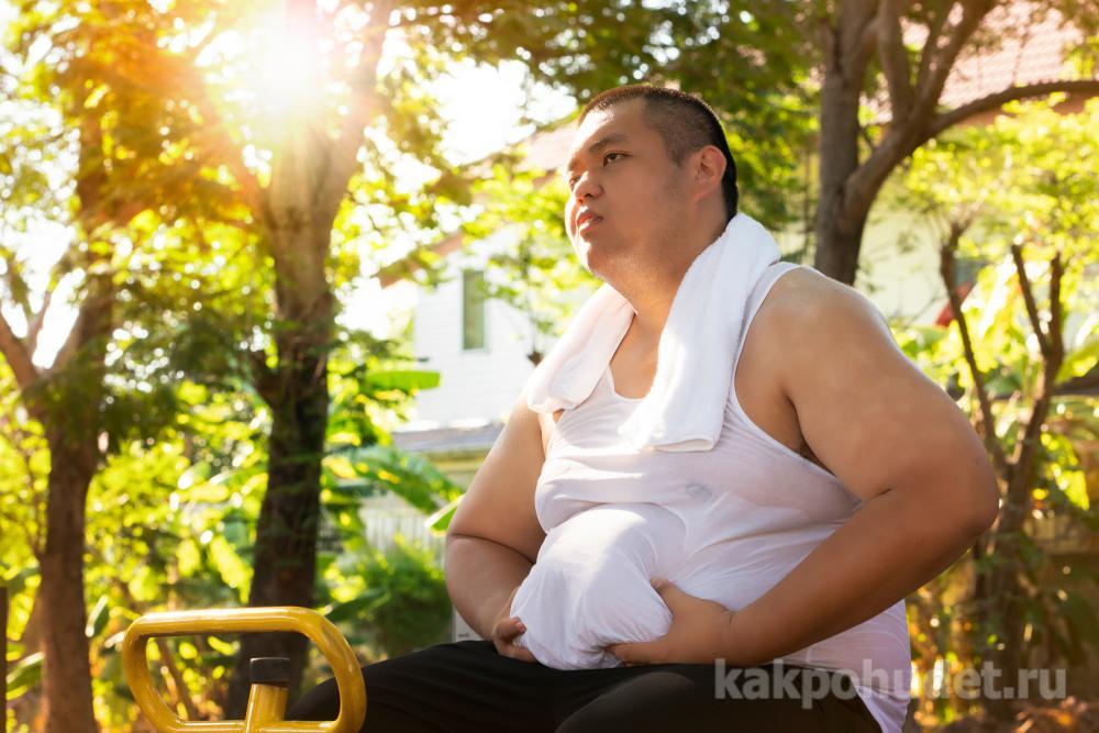 Люди обычно ошибаются в восприятии избыточного веса