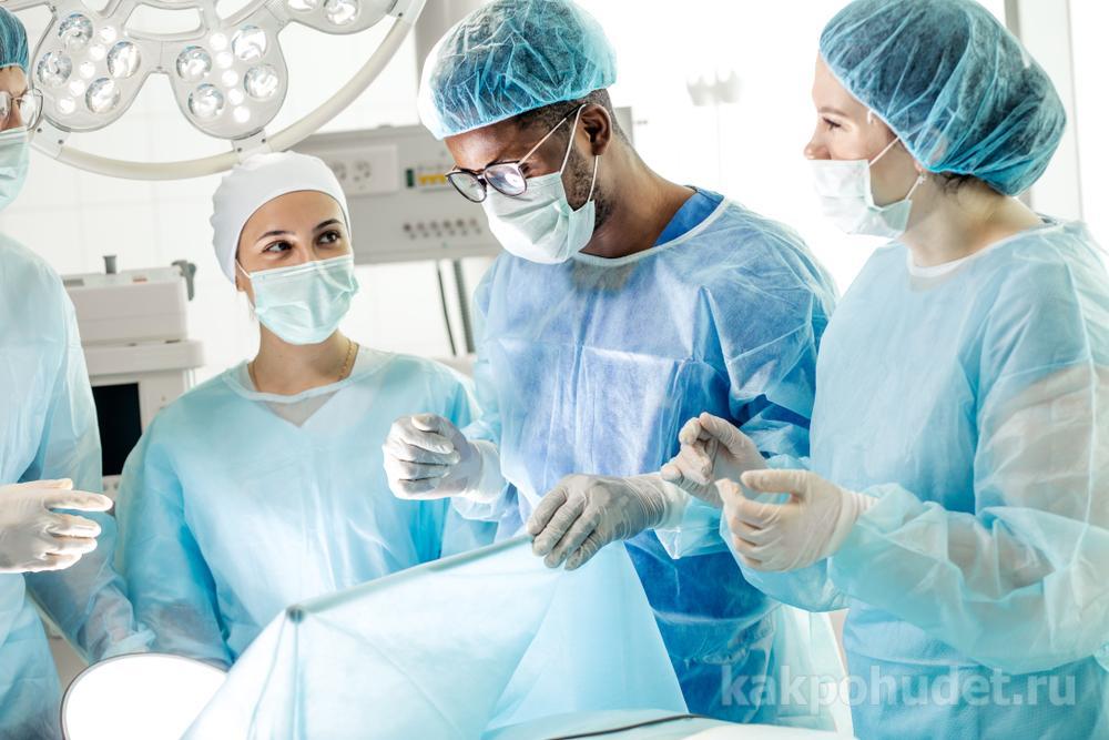 Желудочный бандаж и желудочное шунтирование – какие есть риски?
