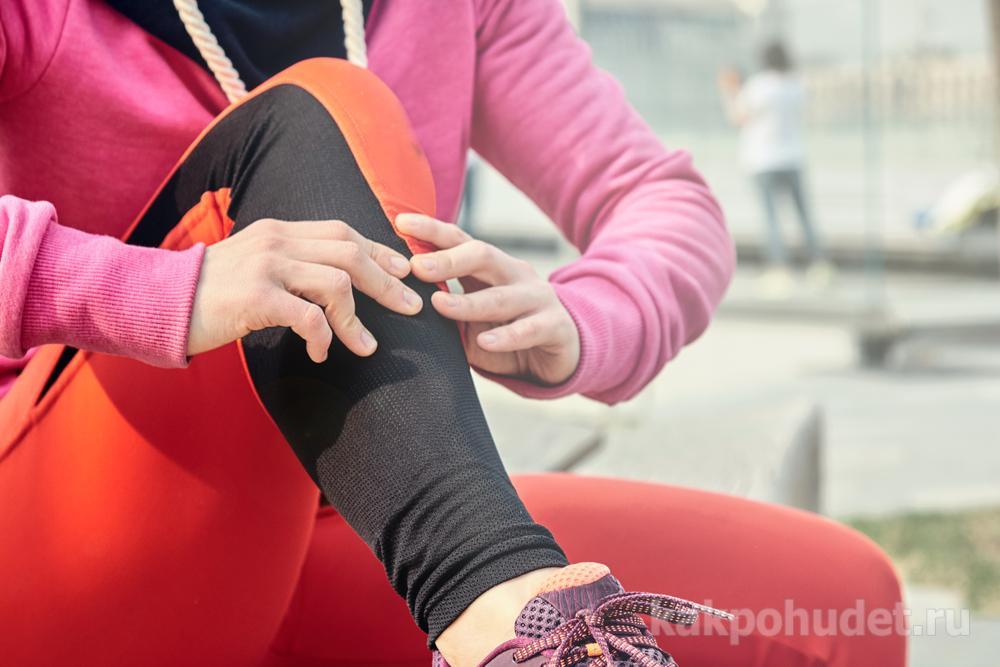 После тренировок вес может увеличиться из-за отеков