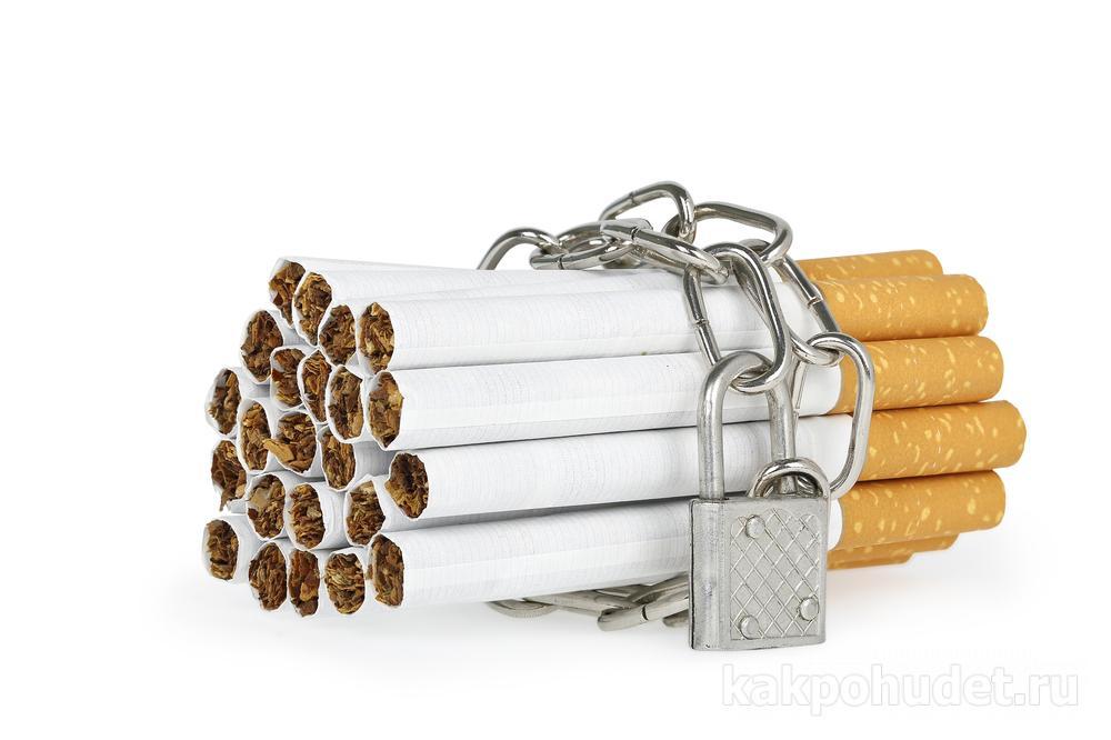 Почему при отказе от курения многие набирают вес?