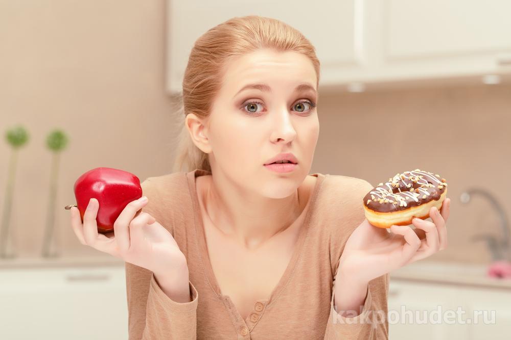 Важно снова возвращаться к правильному питанию