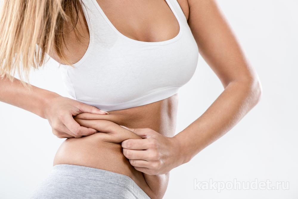 Никотин увеличивает запасы жира в организме