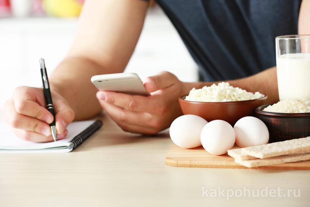 Подсчет калорий – расстройство пищевого поведения?