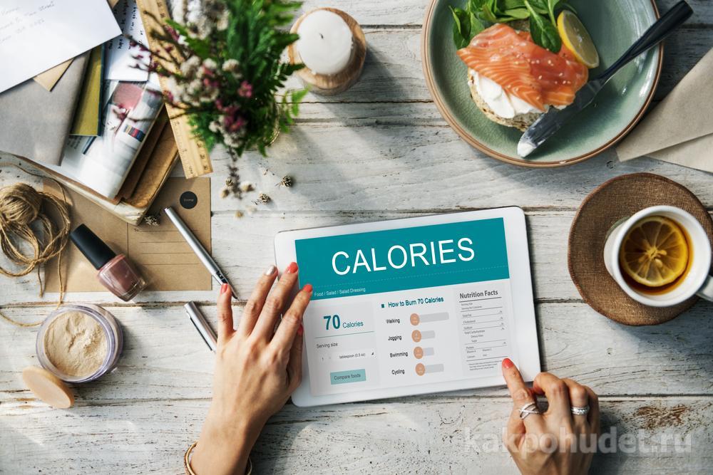Подсчет калорий необходим – «интуитивное питание» сегодня не работает