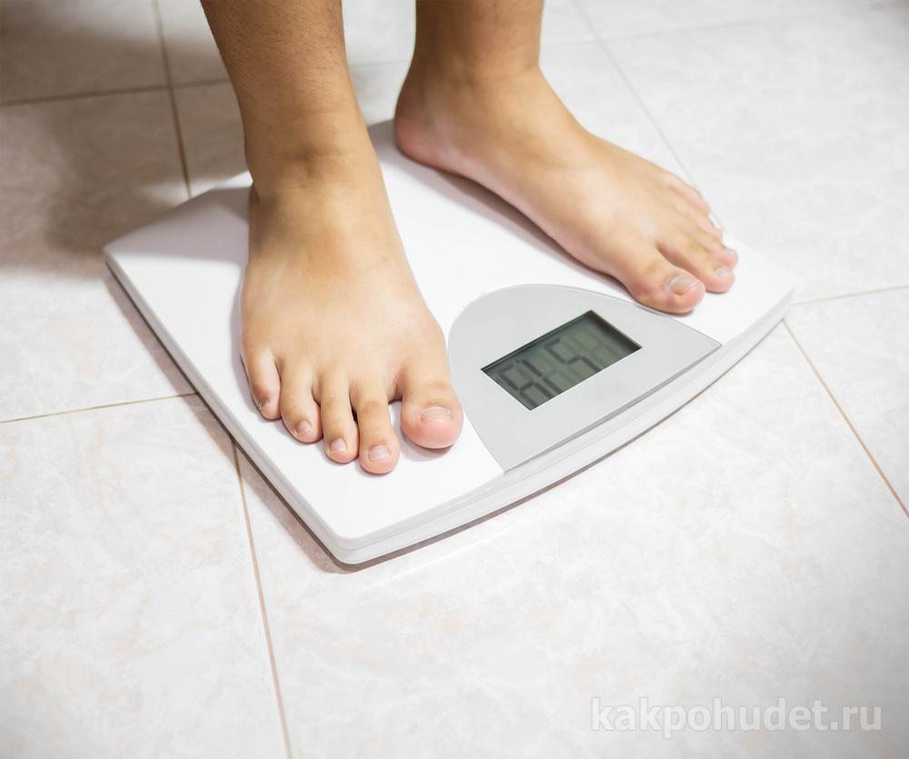 За последние 20 лет идеальный вес «прибавил» 4 килограмма