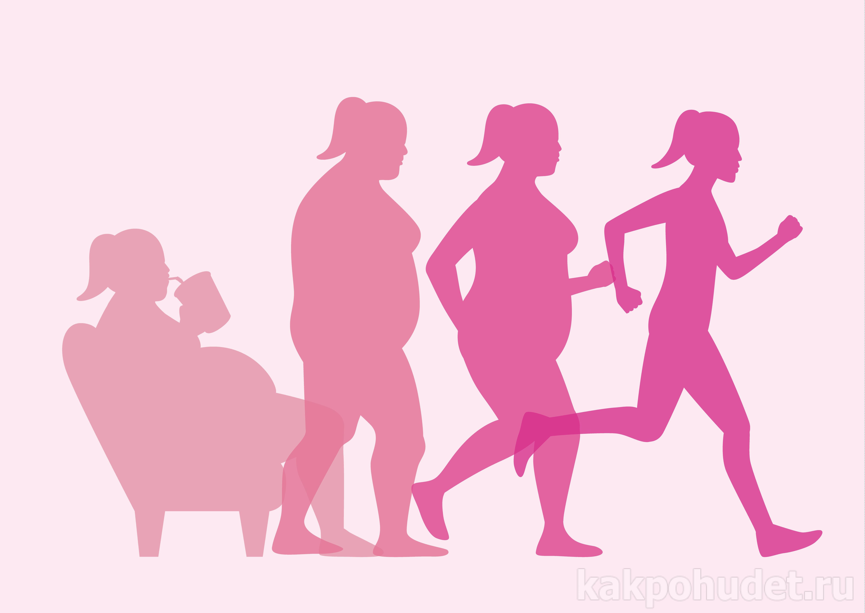 Способ шестой: худеем при помощи бега