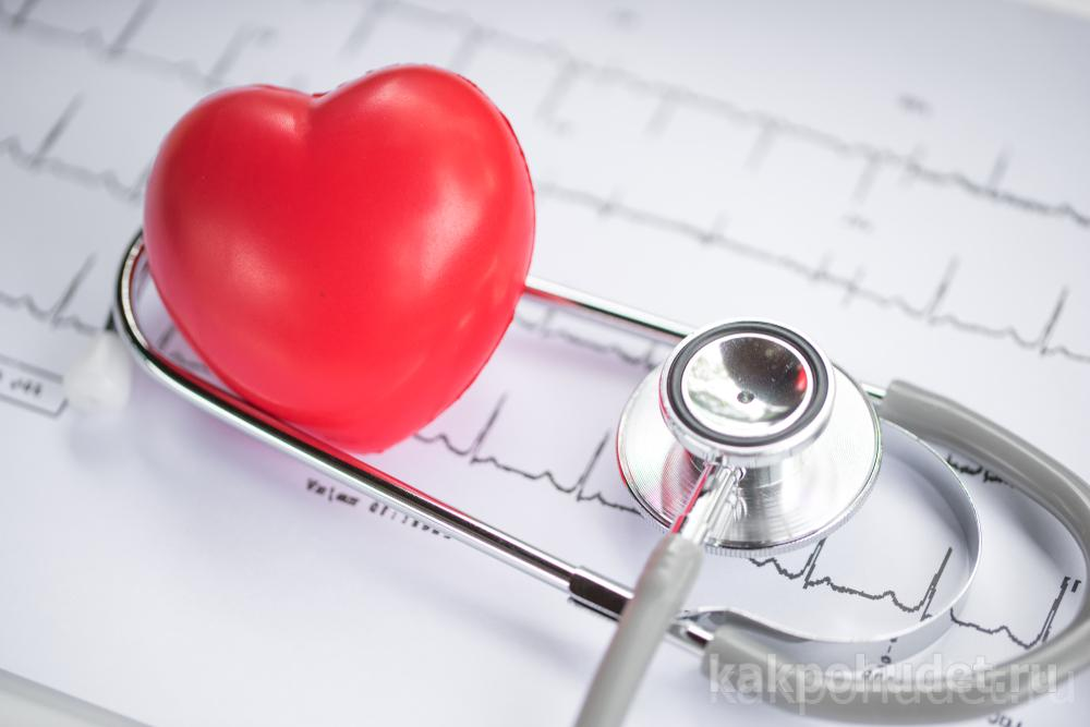 жир может положительно влиять на пациентов с сердечной недостаточностью.