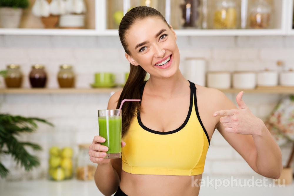 Diet Drink – напиток для похудения
