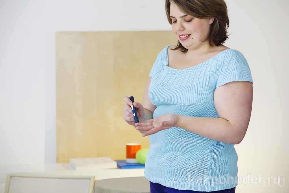 Движение по карьерной лестнице привело к ожирению и диабету