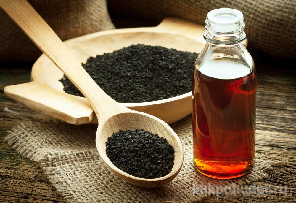 Как правильно употреблять масло из черного тмина